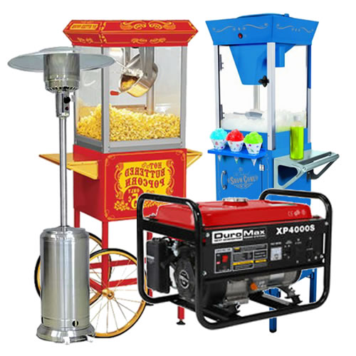Concession Machine